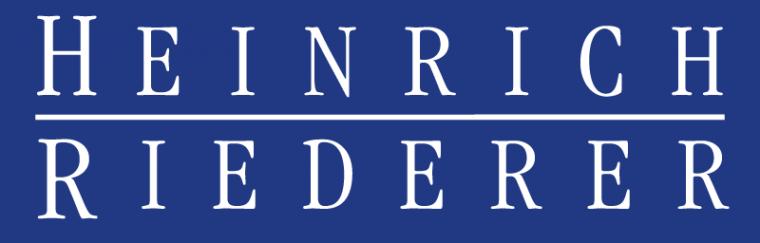 Heinrich Riederer Möbelwerkstätten